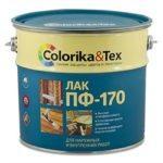 Лак ПФ- Colorika&Tex