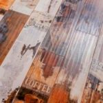 ЛАМИНАТ «Paradise Graffiti 8мм», 34 КЛАСС, G-01